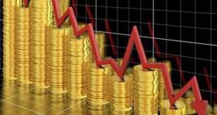هبوط سعر الذهب