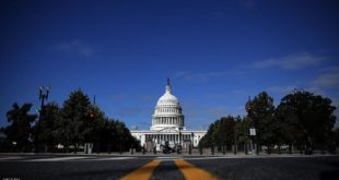 WASHINGTON, DC - SEPTEMBER 29:  The United States Capitol building is seen as Congress remains gridlocked over legislation to continue funding the federal government September 29, 2013 in Washington, DC. The House of Representatives passed a continuing resolution with language to defund U.S. President Barack Obama's national health care plan yesterday, but Senate Majority Leader Harry Reid has indicated the U.S. Senate will not consider the legislation as passed by the House.  (Photo by Win McNamee/Getty Images)