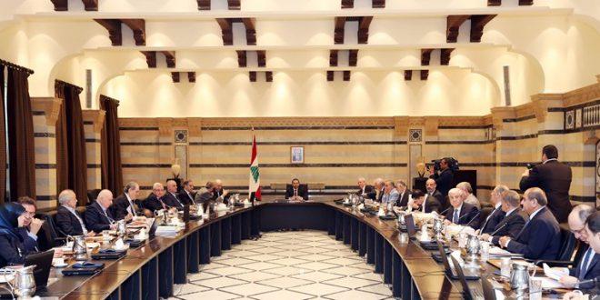 حكومة سعد الحريري