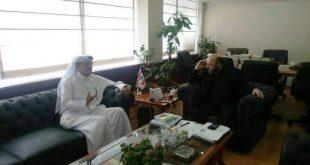 رياشي سفير قطر