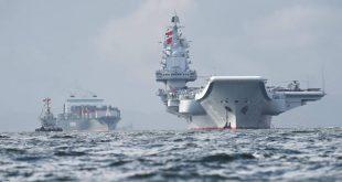 حاملات الطائرات البحرية الصينية