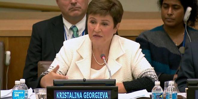 البنك الدولي كريستالينا غورغييفا