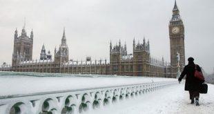 طقس بريطانيا