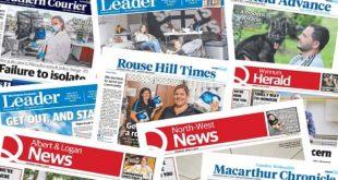 صحف استرالية