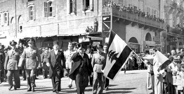 استقلال-لبنان
