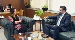 عبد الصمد الممثل غير المقيم لرئيس وزراء ألبانيا