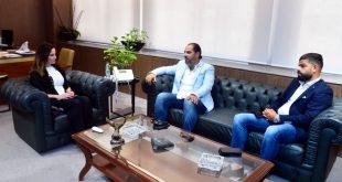 عبد الصمد ورئيس جمعية الرياضيين
