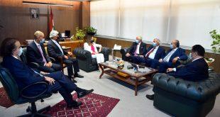 عبد الصمد العمل والاستثمار اللبناني في السعودية