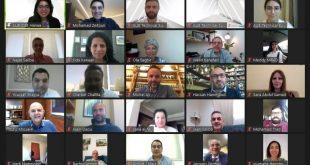 ندوات إلكترونية عن المطاعم اللبنانية