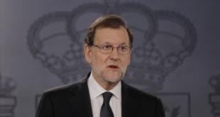 Madrid  25 10 2016  Mariano Rajoy  presidente del Gobierno en funciones  durante la rueda de prensa que ha ofrecido despues de la reunion que ha mantenido con el rey Felipe VI  FOTO  JOSE LUIS ROCA