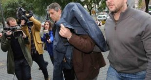 L HOSPITALET DE LLOBREGAT 06 02 2016  Sociedad   Declaracion de Joaquin Benitez  acusado de abusos sexuales repetidos en los Maristas de les Corts         FOTO de ELISENDA PONS