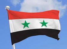 drapeau syrien