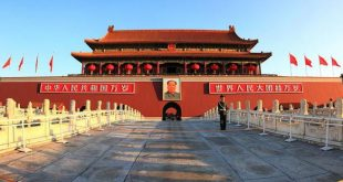 plaza de la paz - china