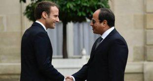 Macron-et-Al-Sissi