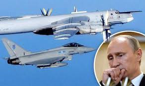DO NOT PROVOKE US: Russia issues dire WARNING after RAF jets