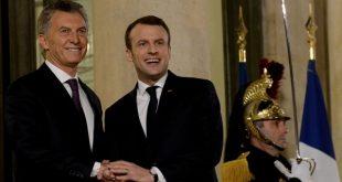 Mauricio-Macri-y-Emmanuel-Macron