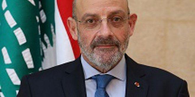 Ministre yaacoub sarraf