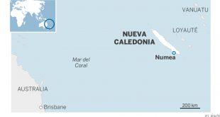 nueva caledonia