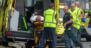 ataque a dos mezquitas en Nueva Zelanda