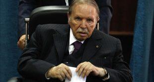presidente butaflika