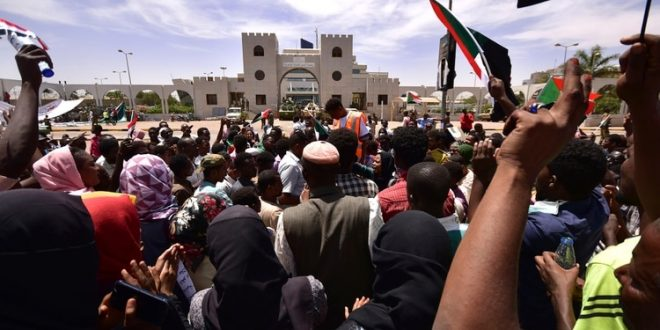 Protestas-Sudan