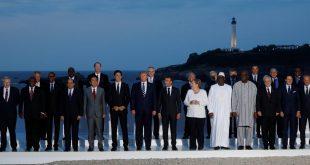 lideres del G7