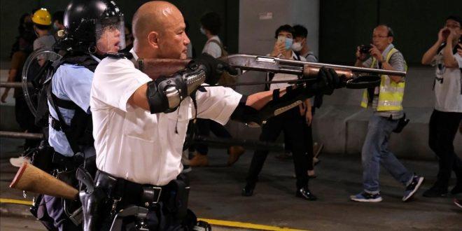 policia de hong kong