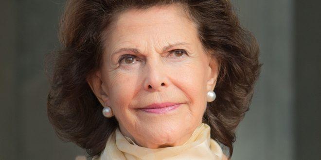 överintendent Susanna Pettersson,, HM Konungen i närvaro av HM Drottningen, HKH Kronprinsessan och HKH Prins Daniel