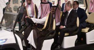 putin in saudi arabia