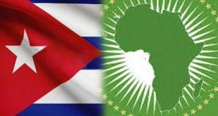 union africano y cuba