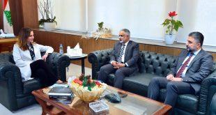عبد الصمد مع الهمامي