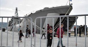 barco de refugiados