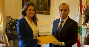 وزيرة الاعلام والمجلس الدستوري1