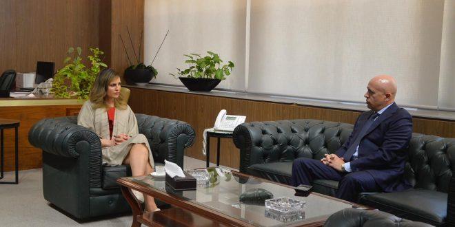عبد الصمد سفير الارجنتين