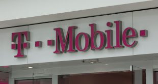 (FILES) In this file photo the T-Mobile logo is seen outside a shop in Washington, DC, on July 26, 2019. - T-Mobile said on August 16, 2021 it had begun an investigation after a hacker group claimed to have obtained data from some 100 million of the operator's US customers and put at it up for sale on the dark web. The massive breach purportedly includes sensitive personal information like social security and driver's license numbers. (Photo by Alastair Pike / AFP)